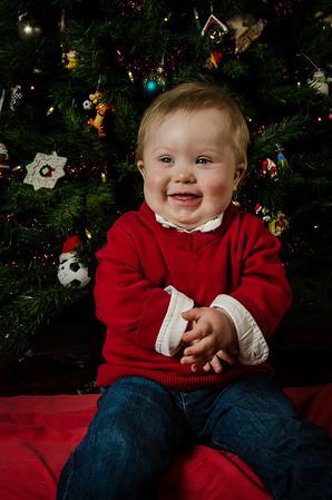 Cheryl, Ron and Matthew - Christmas Portraits - 2012