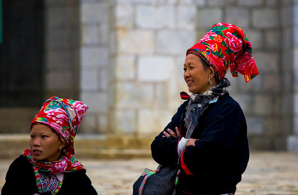 Vietnam: Sapa's Colorful Hill Tribes