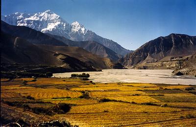 Annapurna Round in 2000 (scanned photos)