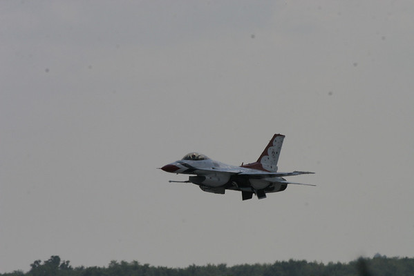 USAF Thunderbirds Rockford 2010