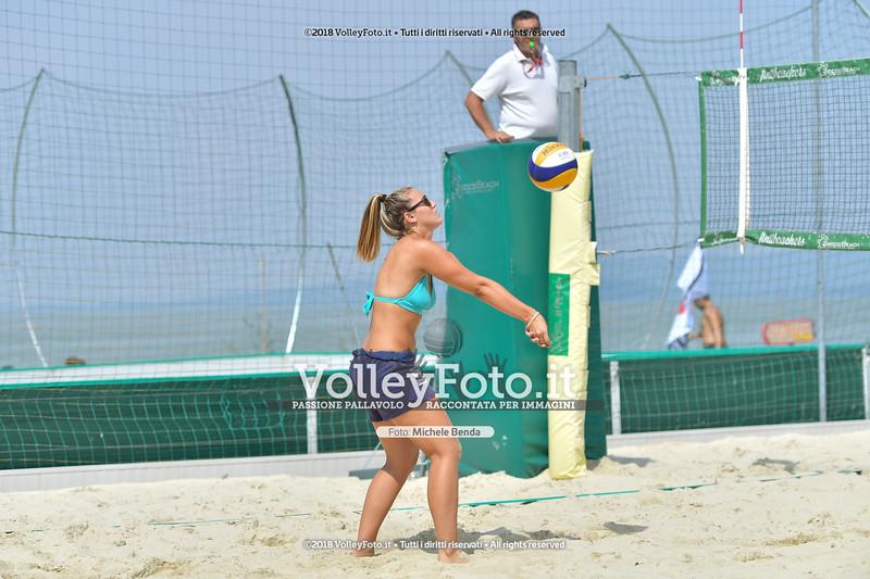 presso Zocco Beach PERUGIA , 25 agosto 2018 - Foto di Michele Benda per VolleyFoto [Riferimento file: 2018-08-25/ND5_8726]