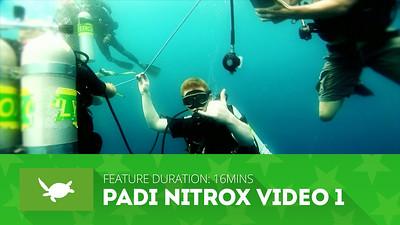 SDSDA Nitrox e-Learning Videos