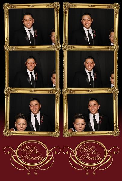 Will & Amelia's Wedding (09/14/19)