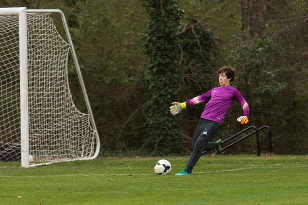 Jackson Nicholson - Soccer Goalie