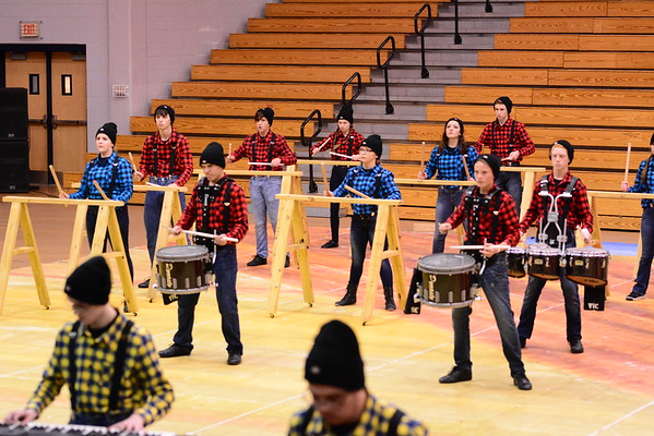 WKHS CWEA Competition - Percussion