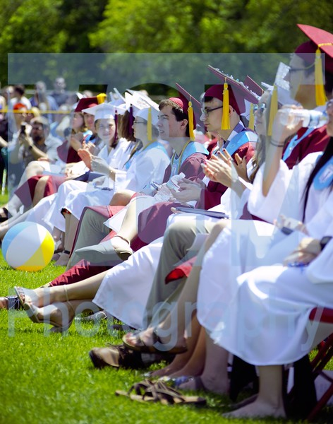 Spaulding graduation