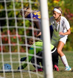 Orono v. Bucksport girls soccer