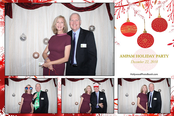 AMPAM Holiday Party 2018 - 12/22/2018