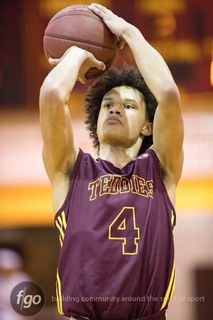 3-11-17 Minneapolis Roosevelt v St Paul Washington Tech in MSHSL Boys Basketball Section 4AA Quarterfinals