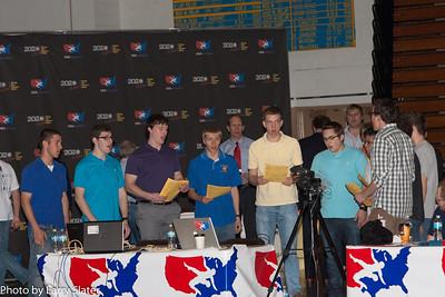 2013 Curby Cup: Teams and Recognition