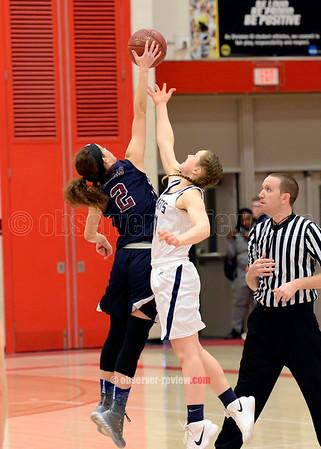 Watkins Basketball 3-4-18 (Sectional Final)