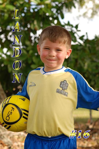 Soccer U-6 #1