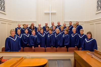 2008 Choir Photo