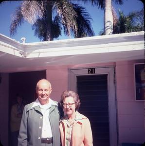 Trip to Flordia Jan-Feb 1978