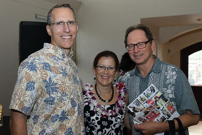 Every Student Succeeds in Hawaii Reception