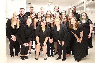 Chamber Singers Concert - Fall 2019