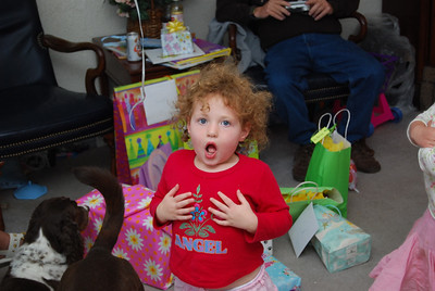 Katherine's 6th Birthday