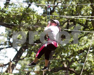 Go Ape Bemis Woods adventure course