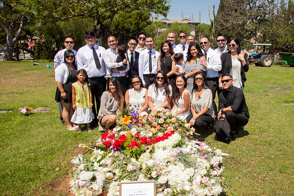 Grandma's Viewing and Funeral Services