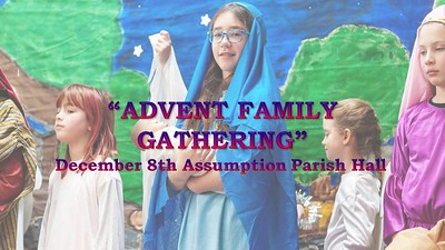 2019 Advent Family Gathering