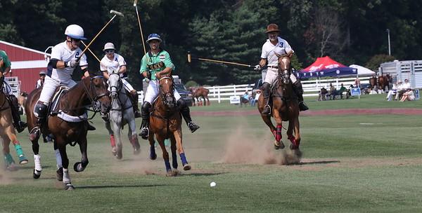 Farmington Polo Club -- Blackburn Farm vs. Taylor Hill  Farm  08-26-18