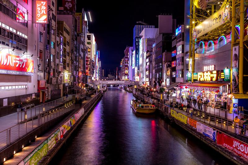 Dotumbori, Osaka