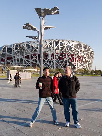 Beijing, November 2010