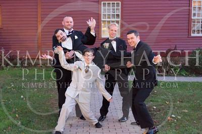 Bridal Party Portraits- Dunphy Wedding, Deerfield Inn