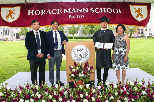 2020 Horace Mann School Graduation (Thursday 6/11/20)