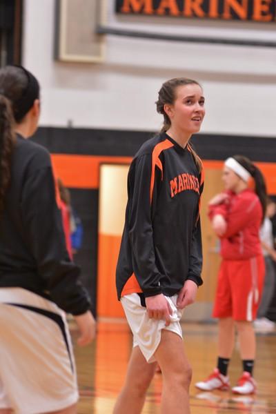Marine City Varsity Girls Basketball