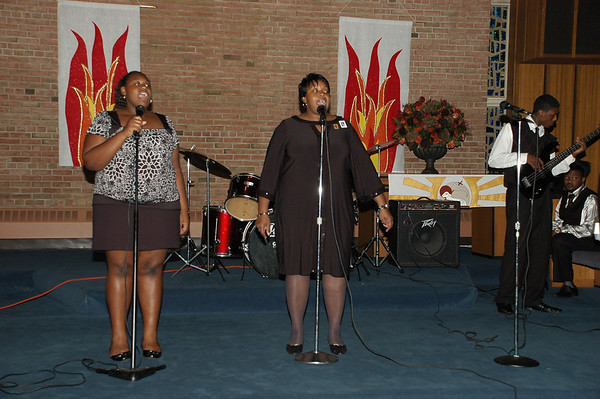 Marlon Coe Sickle Cell Awareness Concert