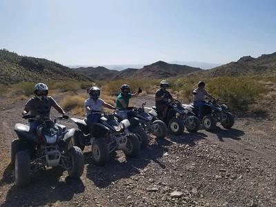 8/23/19 Eldorado Canyon ATV/RZR & Gold Mine Tour