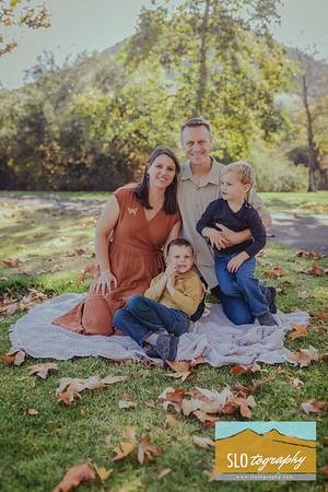 May Family Portraits ~ Fall '19