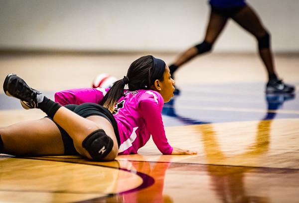 Volleyball, JV, 2015, 10-06-15, Paschal-11