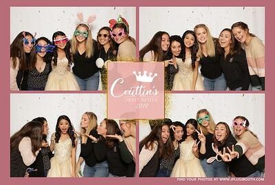 Caitlin's Sweet Sixteen
