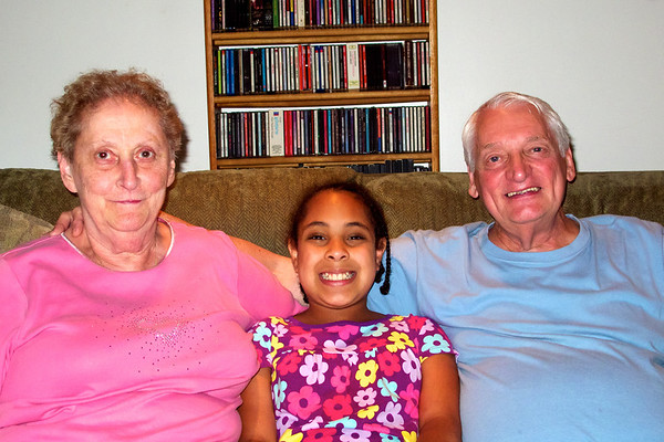 2011.06.29 Grandma/Grandpa Visit