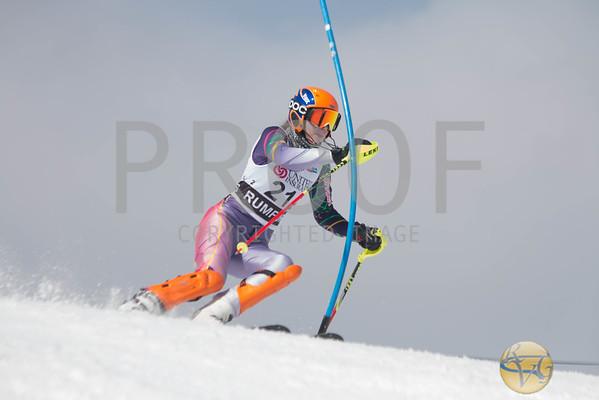 Class B Women's Slalom