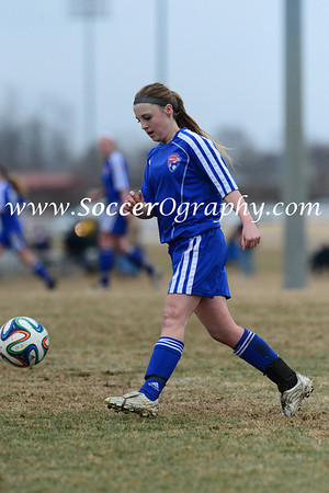 NEO 98 Girls (OK) vs 98 CSA lady Lobos Premier 98 (TN)