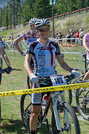 National Championship Mountain Bike - XC, start #2