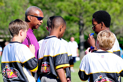 2009 Spring Flag Football—Steelers