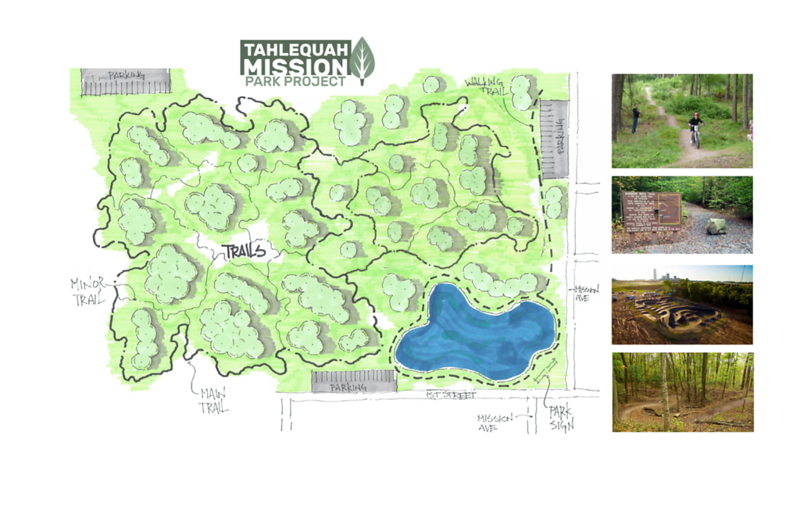 Oklahoma: Tahlequah Mission Park