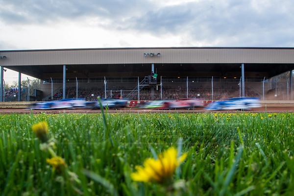 Sharon Speedway (OH) 4/21