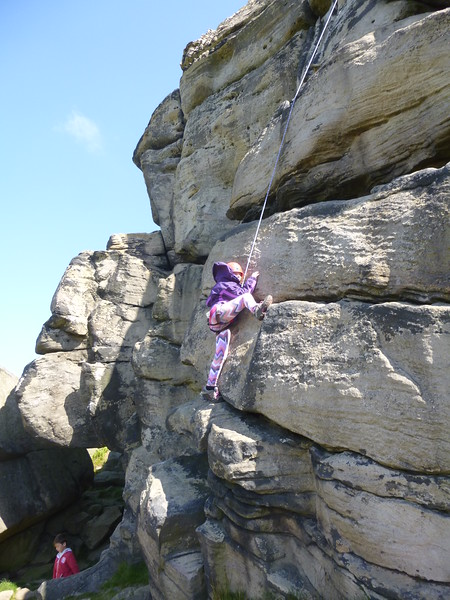 Scouts - Sojourn Climbing Camp