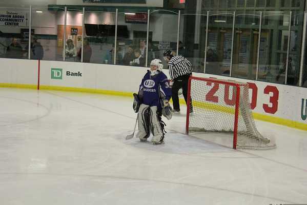 WUHS Girls Hockey vs U-32