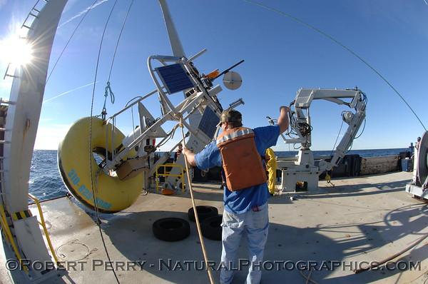 R/V Sproul - maintain UCLA buoy (SMBO)