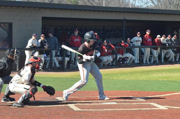 GC Baseball vs Rhodes