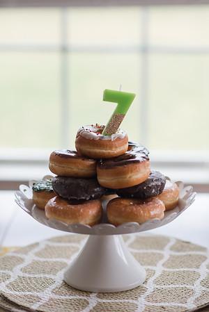 Celebrate: Brandon turns 7!