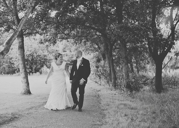 Andrew & Lindsey - Formby Hall