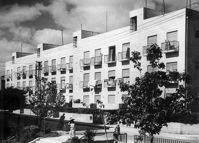Cooperative Housing, Tel Aviv 1935