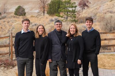 Matossian Family - Unretouched